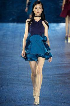 Mary Katrantzou - Spring/Summer 2016 Ready-To-Wear - LFW (Vogue.co.uk)