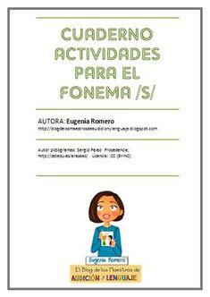 EL BLOG DE L@S MAESTR@S DE AUDICION Y LENGUAJE: CUADERNO CON ACTIVIDADES PARA TRABAJAR EL FONEMA S...