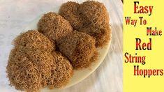 How To Make Red, Sri Lankan Recipes, Rice Flour, Dog Food Recipes, Roast, The Creator, Homemade, Home Made, Dog Recipes