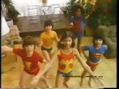 Underoos Underwear 1978 Commercial - YouTube