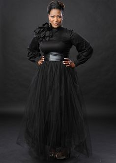 beautiful flowing dress from tawni haynes high waist tulle skirt