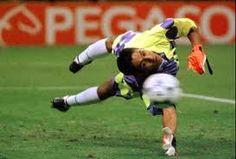 #Portero Jorge Campos (México) Solo Soccer, Soccer Goalie, Colorado Rapids, Major League Soccer, Haha, Liverpool Football Club, Goalkeeper, My Passion, Espn
