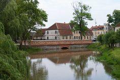 Elsewhere: Kuldiga and the Venta Rapids, Latvia