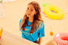 Somi para a Beanpole Sports — Jeon Somi, South Korean Girls, Korean Girl Groups, My Girl, Cool Girl, Cosmic Girls, Woman Crush, Kpop Girls, Idol