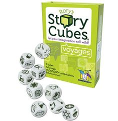Story cubes - hours of fun with your own imagination...