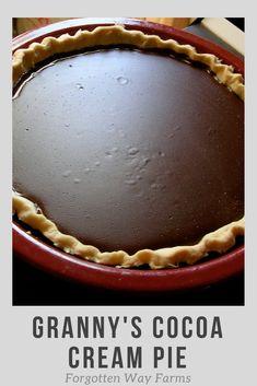 Köstliche Desserts, Delicious Desserts, Yummy Food, Tasty, Lemon Desserts, Plated Desserts, Chocolate Pie Recipes, Chocolate Desserts, Chocolate Cream