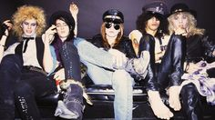 """Duff is """"spineless,"""" Slash is a """"cancer"""" and all the other classic Guns N' Roses mudslinging"""