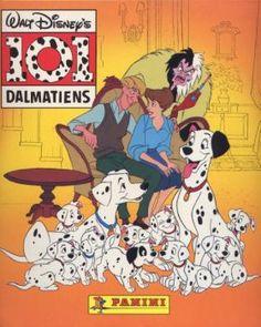 Couverture de l'album Les 101 Dalmatiens