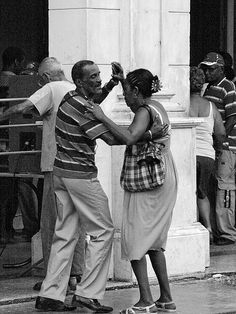 """#Bucketlist: ...And once I'm there (Cuba), dance in the street at the rhythm of """"Yiri yiri bom""""."""