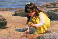 Beautiful Paintings Of Children