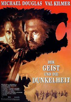 Poster zum Film: Geist und die Dunkelheit, Der