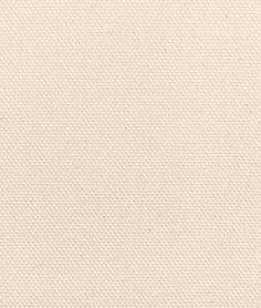 9.3+Oz+Pure+Cream+Cotton+Canvas+Fabric