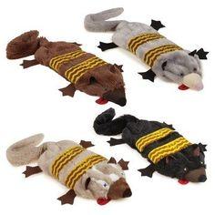 Grriggles Road Crew Unstuffy Opossum Pet Toy, http://www.amazon.com/dp/B007AVF5MA/ref=cm_sw_r_pi_awd_J740rb1931FCJ