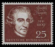 Joseph Haydn (31/03/1732 - 31/05/1809)