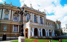 Zabytki w Odessie | Podróże po Ukrainie | The Jarząbki Blog