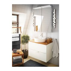TOLKEN Werkblad - bamboe - IKEA