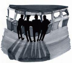 """Real men go to the arcade."" Art by TheRussianFunk via deviantART."