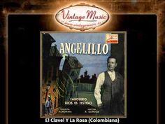 Angelillo -- El Clavel Y La Rosa (Colombiana) (VintageMusic.es)