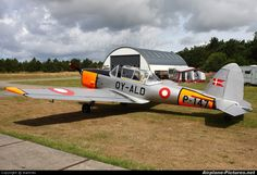 Private OY-ALD aircraft at Stauning photo