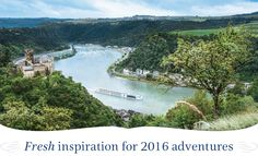 Fresh inspiration for 2016 adventures