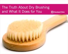 7 dry brushing questions, answered! #drybrushing #skin