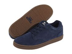 hot sale online 29a3a d12e0 Supra chaussures en daim bleu marine dixon