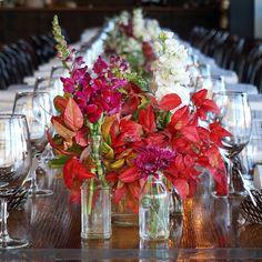 Our table centrepieces @zonzoyarravalley #autumn #zonzo #zonzoyarravalley #traintrak #yarravalley #thomasandpaula #secretblossom #melbourne #melbournestyle #melbournelife #floralstyling #eventdesign #weddingstyling #melbourneflorist #melbournebride #melbournewedding #melbournecity #cityofmelbourne #weddingflowers #weddingideas #weddinginspo #flowerstagra
