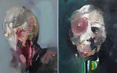 Painter Ryan Hewett's Preview Exhibition at Unit London - Cool Hunting