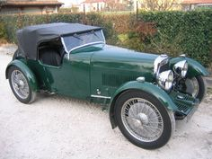 1935 Aston Martin International