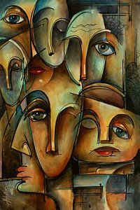 I love this!!! Lots of paintings on this site. https://fineartamerica.com/featured/who-michael-lang.html ... More in link below. https://fineartamerica.com/profiles/michael-lang.html?page=12