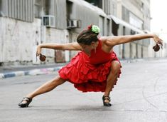 Andalusia, Spain - Flamenco originated in this region of Spain. Goal: Take a flamenco lesson in Andalusia. Whip out your castanets ladies!
