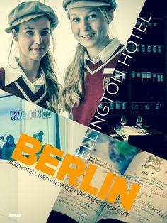Hotel Ellington i Berlin. Ett klassisk jazzhotel med en dyrbar vinkällare.. Häng med VGMAG till avantgardistiska Berlin och Hotel Ellington!