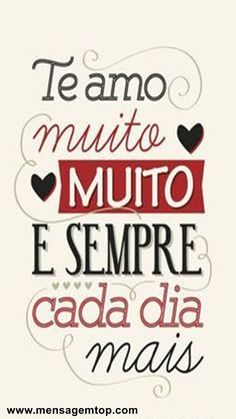 a lTe amo cada dia mais A Guy Like You, Love You, My Love, Love Pain, Forgive And Forget, Graphic Design Software, Lettering Tutorial, I Love Girls, Love Messages