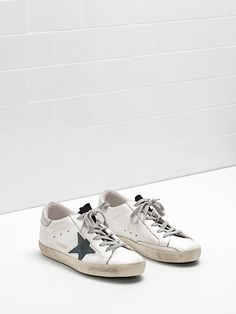4c647546797f3 SUPERSTAR - 30E590-F54SN - Patrizia Pepe Golden Goose Woman Sneakers  Baskets