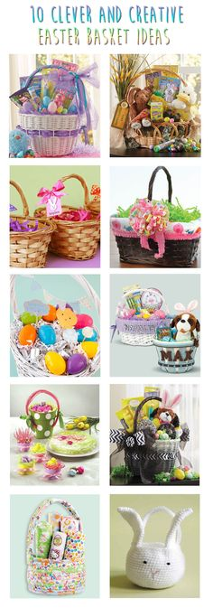 Don't get caught empty handed this Easter - plan your Easter baskets early! | Pin now, read later! | DIY Easter