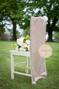 Shimmy Chair covers #etsy