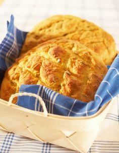 Porkkana-siemenleivät | Leivät ja sämpylät | Pirkka