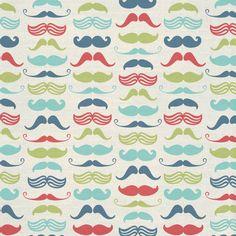 mustache Textures Patterns, Print Patterns, Big Moustache, Angie Lewin, Freelance Designer, Pattern Art, Illustration Art, Illustrations, Paper Crafts