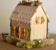 Brenda Walton Country Cottage die for Sizzix