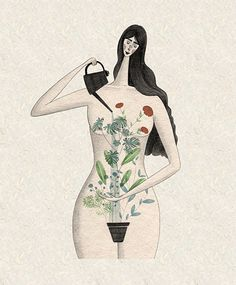 Rosanna Tasker, ilustradora.