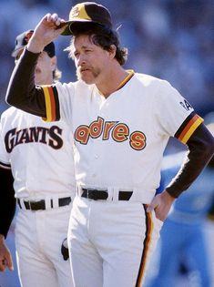 Goose Gossage, San Diego Padres, 1984 All-Star Game Best Baseball Player, Baseball Star, Baseball Boys, Better Baseball, Pirates Baseball, Baseball Cards, San Francisco Giants, Dodgers, Mlb Uniforms