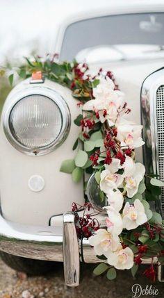 Soft Autumn Wedding ~ Debbie ❤