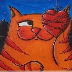pinturas de gatos - Pesquisa do Google