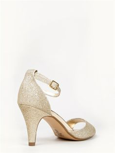 Badgley Mischka Barby Ankle Strap Evening Sandals