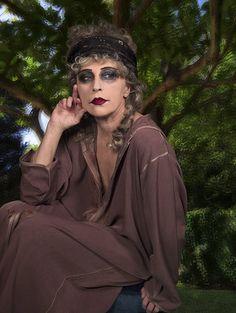 Cindy Sherman, self portrait.