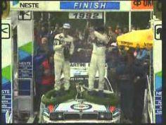 WRC世界ラリー選手権1992年総集編