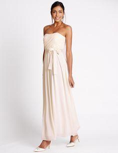 d52e5def481 Marks and Spencer - Bridesmaids Dresses. Marks And Spencer WeddingMaxi  Bridesmaid ...
