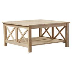 Loon Peak Walden Coffee Table