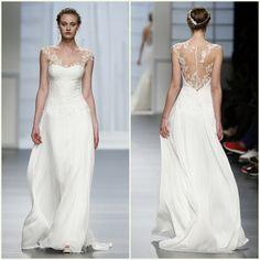 Rosa clará Barcelona bridal fashion week 201621