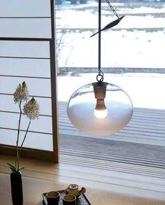 霧 LEDペンダントライト オーデリック (和室)